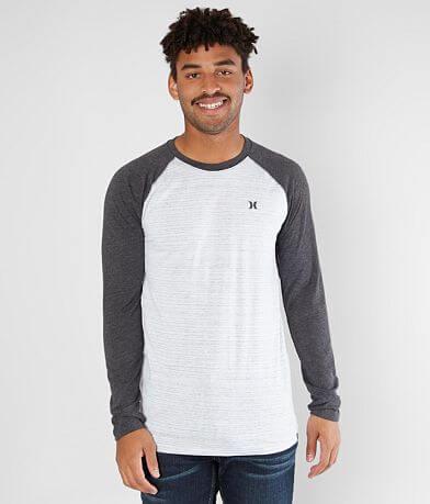 Hurley Skyline Raglan T-Shirt