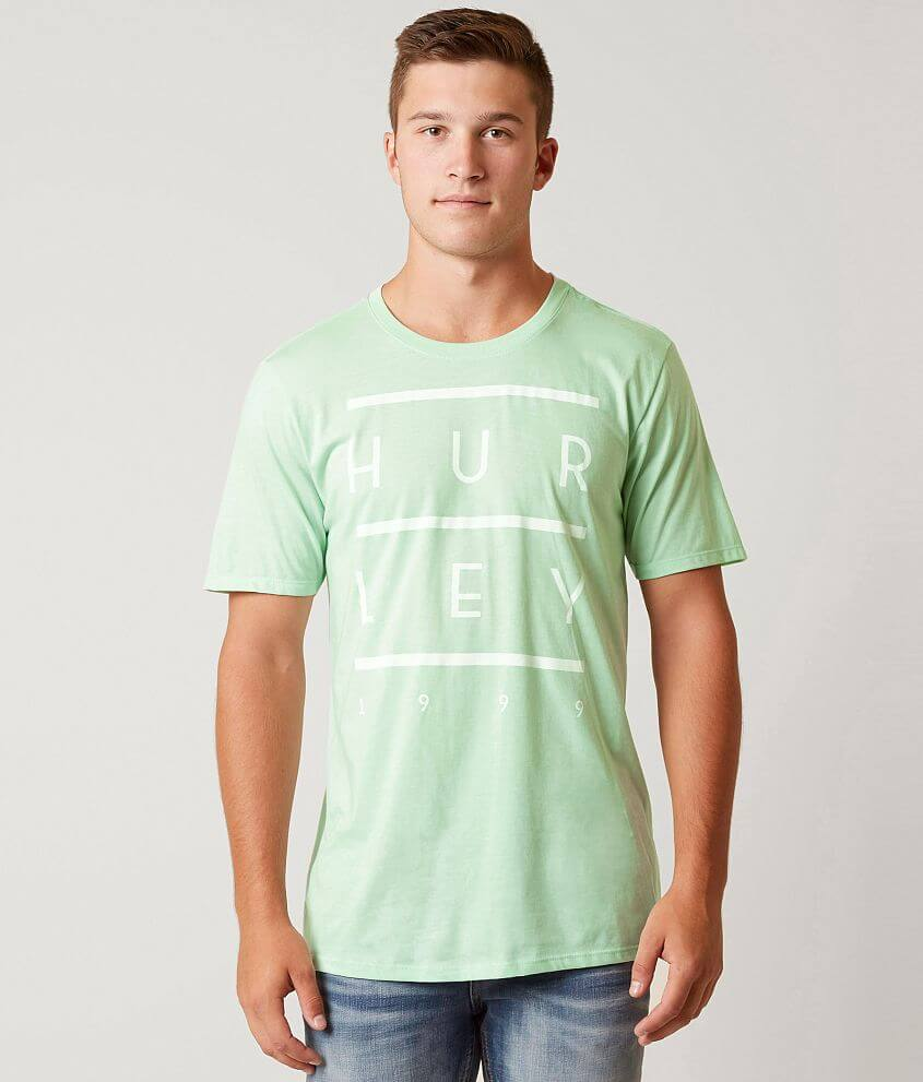 Hurley Stack T-Shirt front view