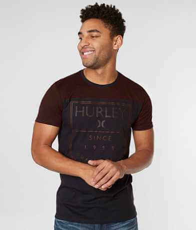 Hurley Block Top T-Shirt