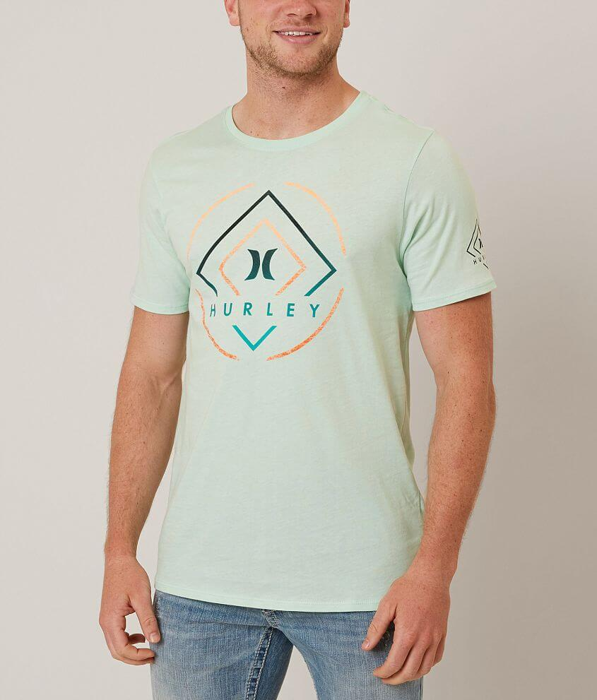 Hurley Balance Line T-Shirt front view