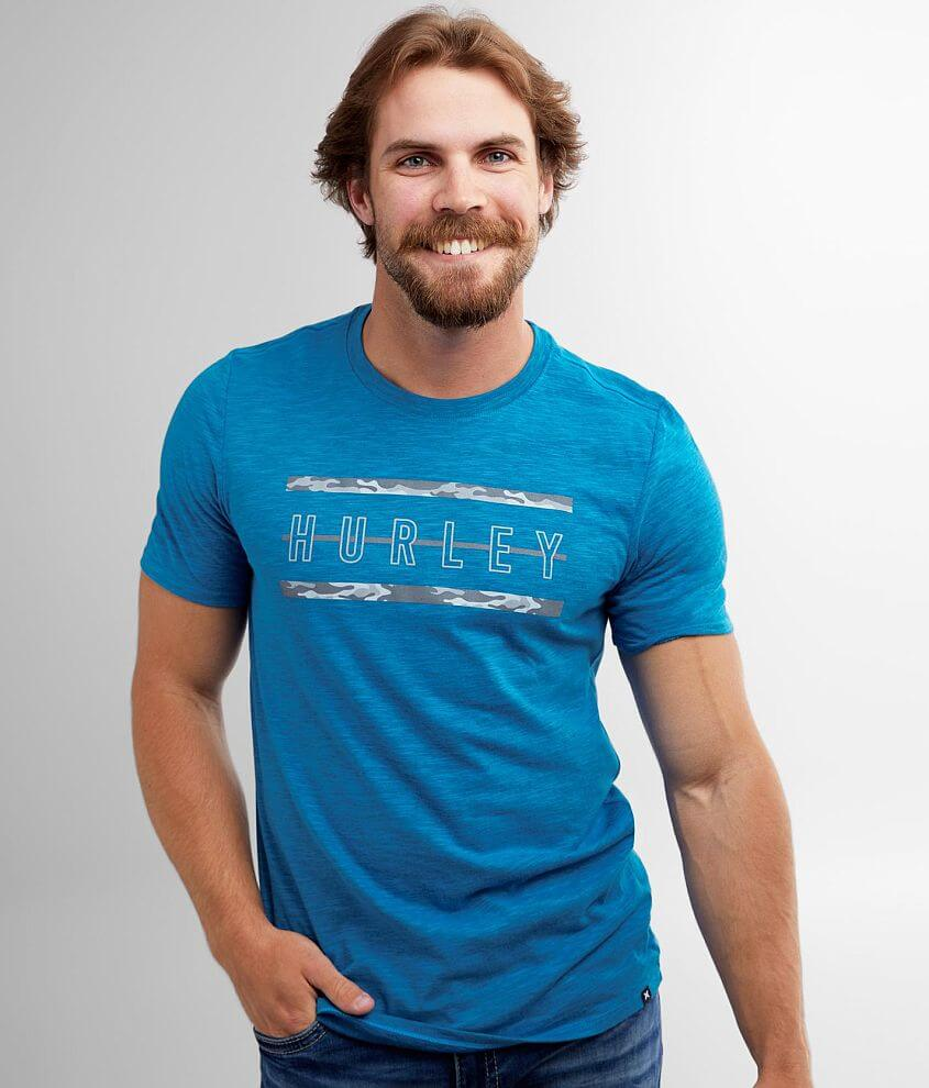 Hurley Bar None Dri-FIT T-Shirt front view