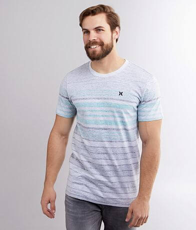 Hurley Bradie Striped T-Shirt