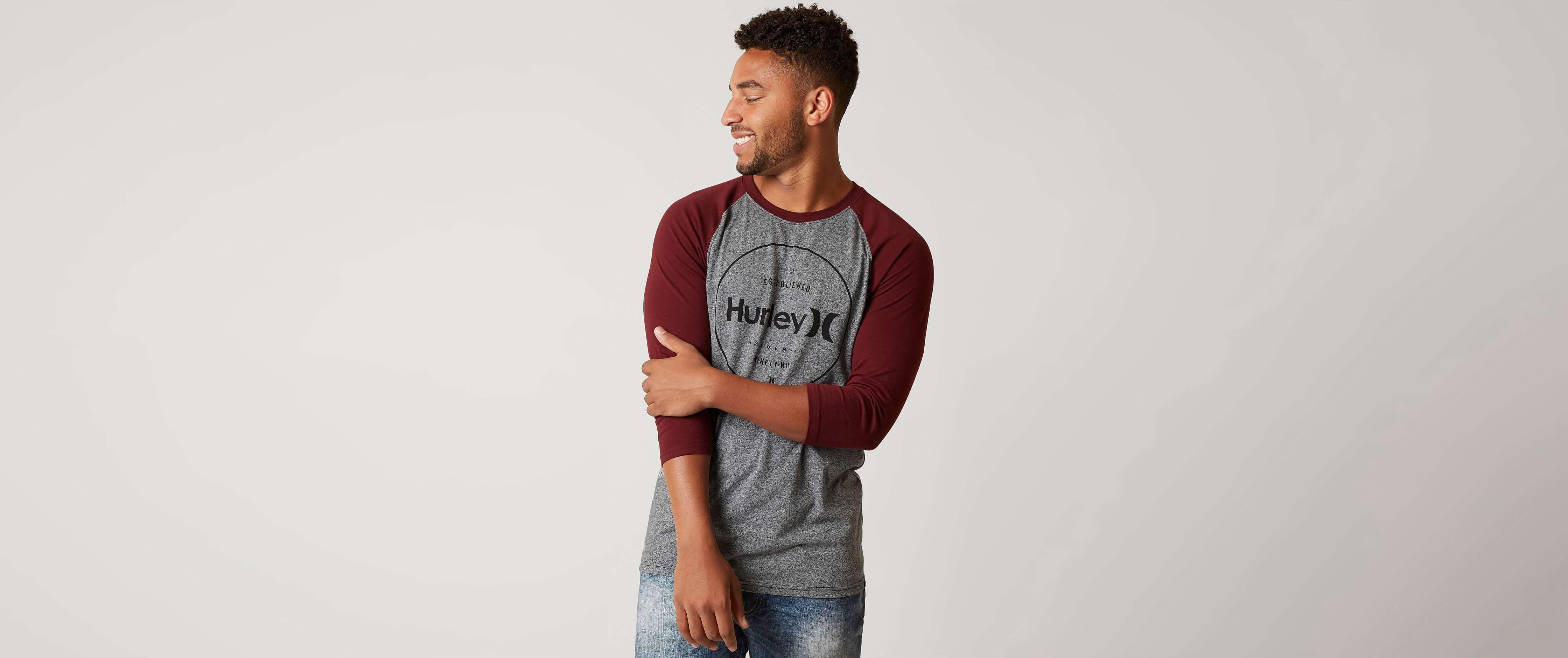 Hurley Circle Locked T-Shirt