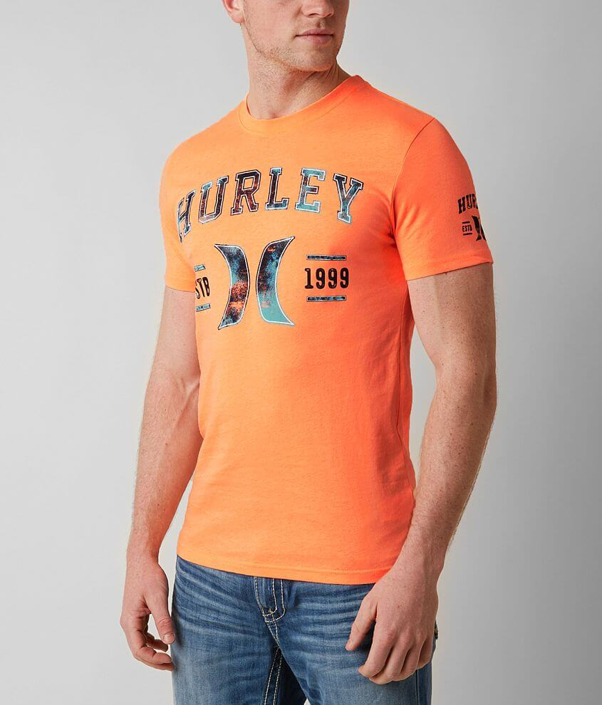 Hurley Challenged T-Shirt front view