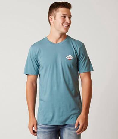 Hurley Cut Blocking T-Shirt