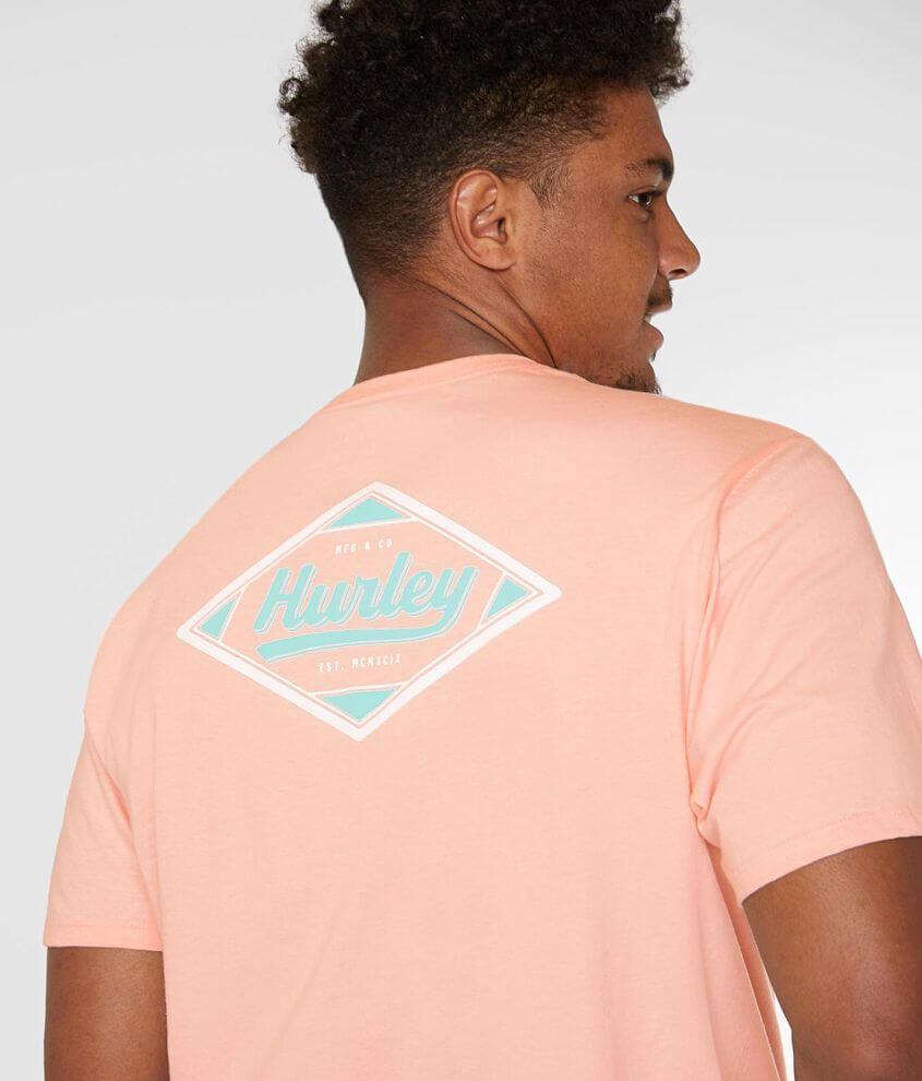 Hurley Premium Diamond T-Shirt front view