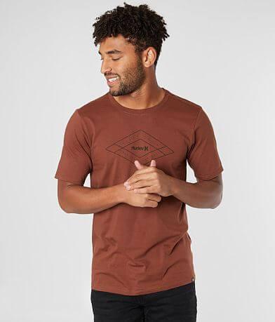 Hurley Double Diamond T-Shirt