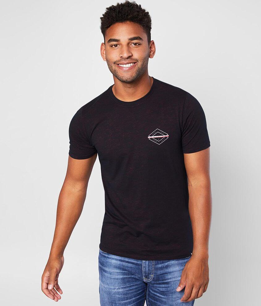 Hurley Diamond Dog Dri-FIT T-Shirt front view