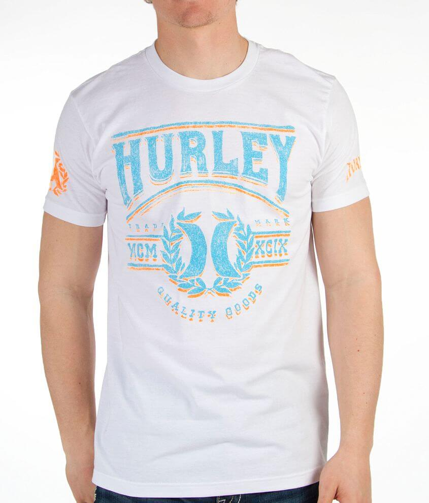 Hurley Detention T-Shirt front view