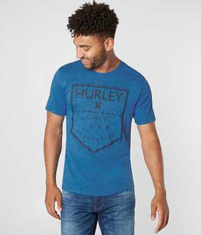 Hurley Block Top Dri-FIT T-Shirt