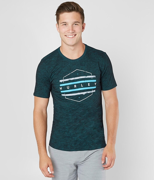 FIT Diluted Shirt T Hurley Dri 0qYdx0E