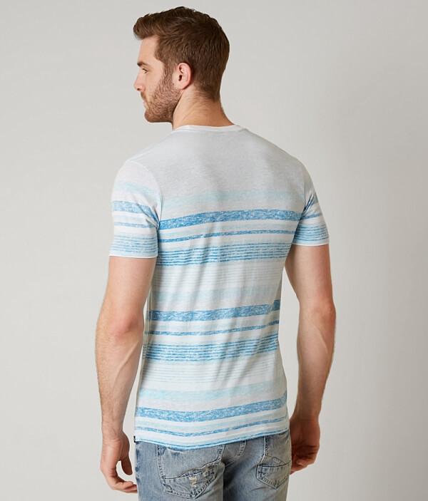 Hurley Emery Shirt T Emery Hurley Stripe znzrqUSw