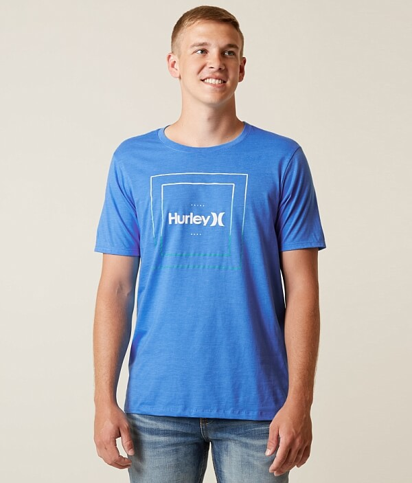 Shirt T Hurley Outline Hurley Enclosed Enclosed qXp0Rnw