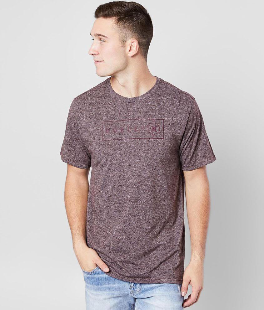 Hurley Fog Cap T-Shirt front view
