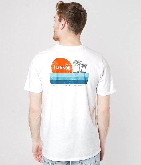Good Vibes Hurley T Shirt Shirt T Good Hurley Vibes wZaUqH6