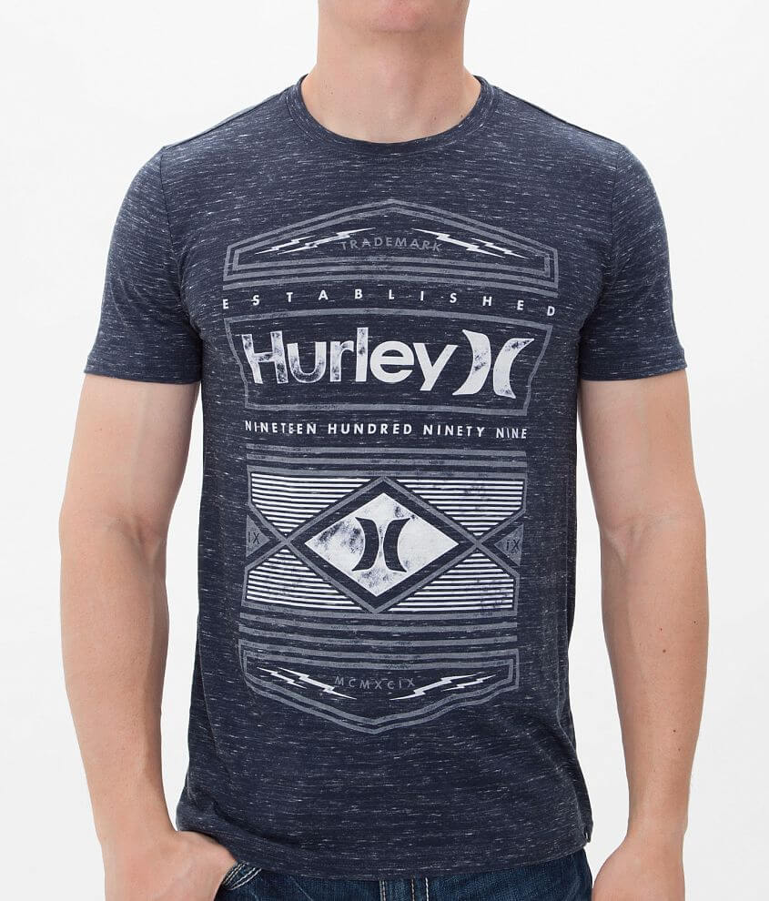 Hurley Impaler T-Shirt front view