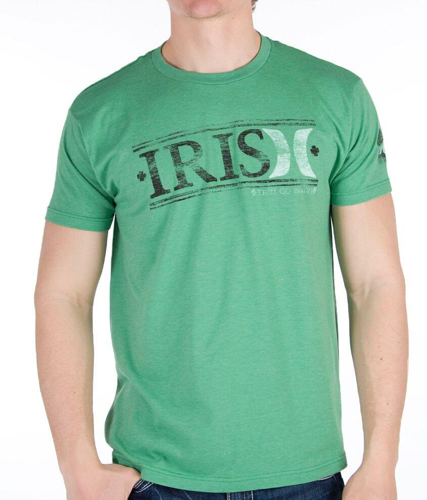 Hurley Irish T-Shirt front view