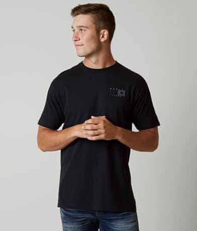 Hurley Iowa Block T-Shirt