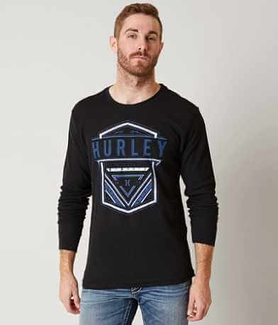 Hurley Lightning Strike Dri-FIT Thermal Shirt