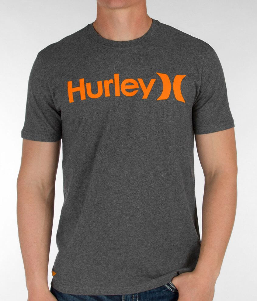 Hurley One & Only Dri-FIT T-Shirt front view