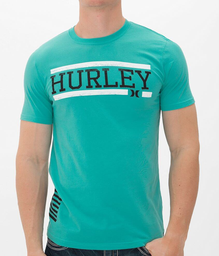Hurley Pop Icon Dri-FIT T-Shirt front view
