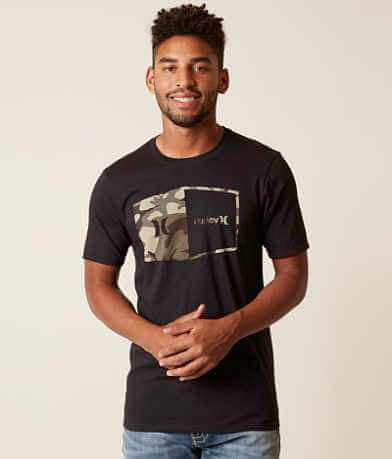 Hurley Plaque Core T-Shirt