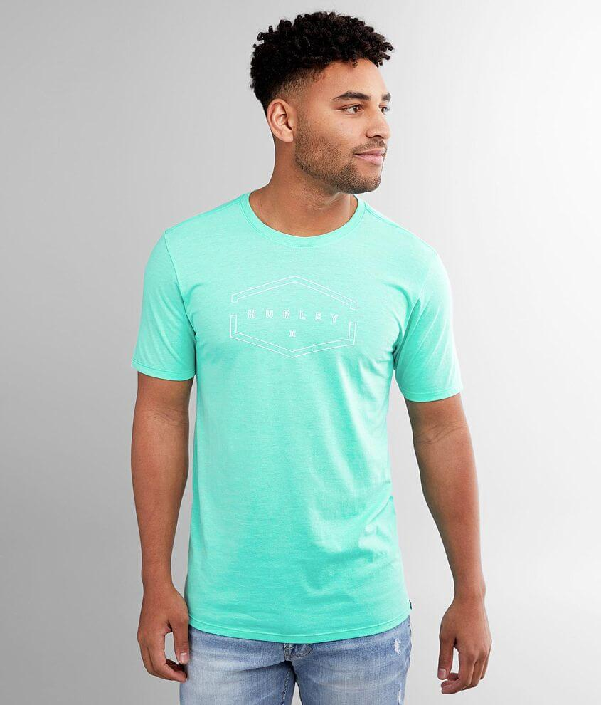 Hurley Sector Siro T-Shirt front view