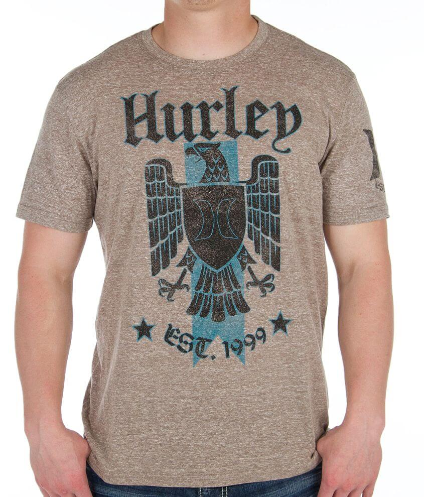 Hurley Red Bird T-Shirt front view
