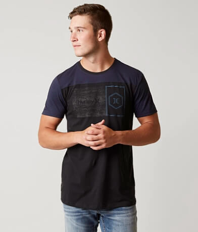 Hurley Rain Down Football T-Shirt