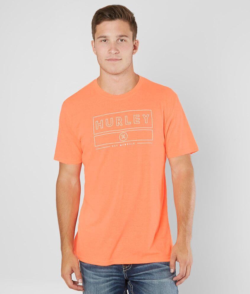 Hurley Rigid Outline T-Shirt front view