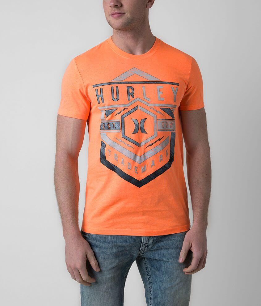 Hurley Rival T-Shirt front view