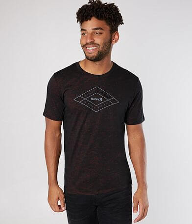 Hurley Double Diamond Dri-FIT T-Shirt