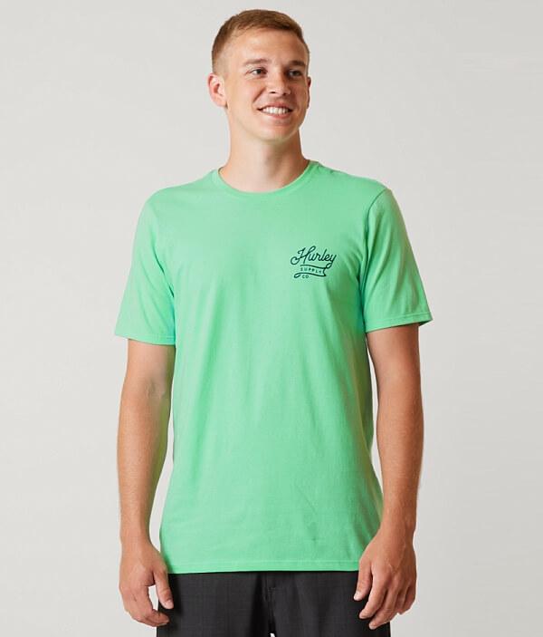 Slanted T Hurley T Slanted Shirt Hurley 5yTw8P