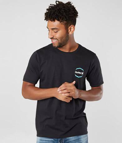 Hurley Shark Mark T-Shirt