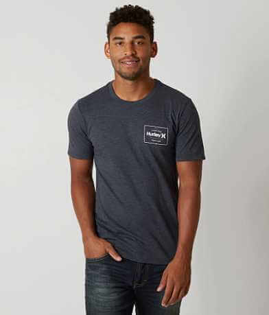 Hurley Square Locked T-Shirt