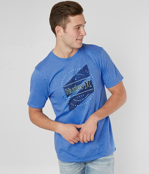 Hurley Slashing The Hurley Shirt T The 5xwnqa