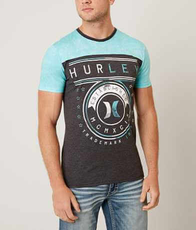 Hurley Vector Lines T-Shirt