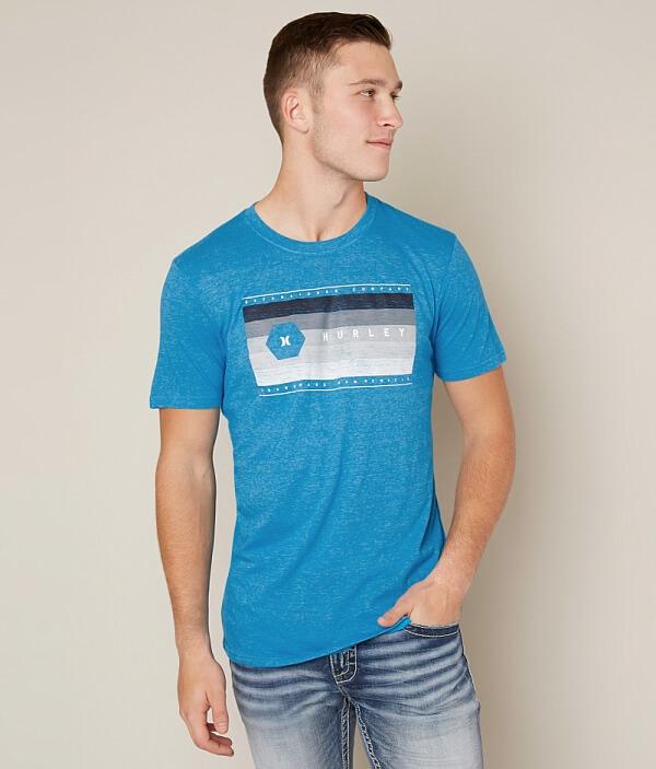 Line Shirt Down T The Hurley WgwnSqZcZ