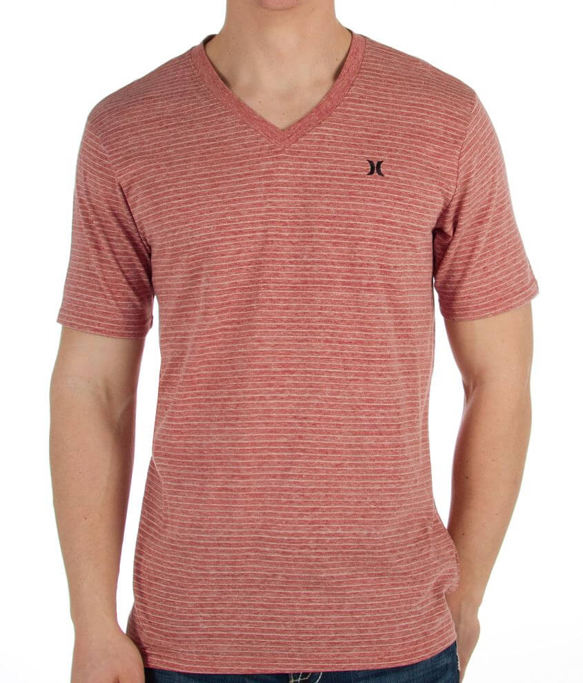 Hurley Pin Me T-Shirt front view