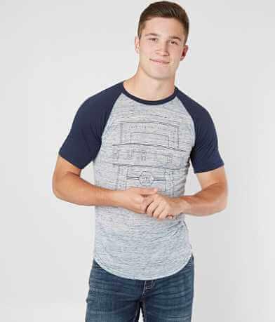 Hurley Shifting Time T-Shirt