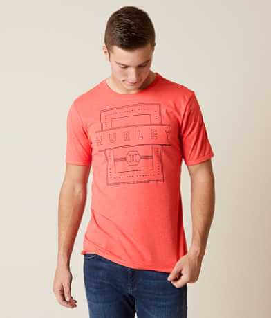 Hurley Shifting Time T-Shirt