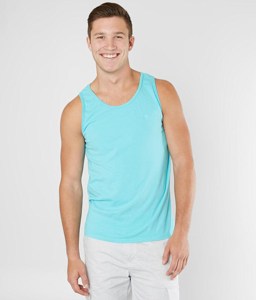Hurley Icon Cloud Tank Top front view