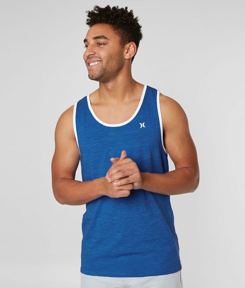 Hurley Icon Tank Top front view