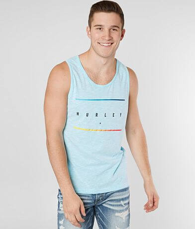 Hurley Line Up Dri-FIT Tank Top