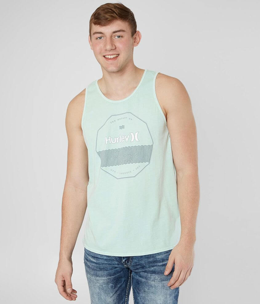 Hurley Swellagon Tank Top front view