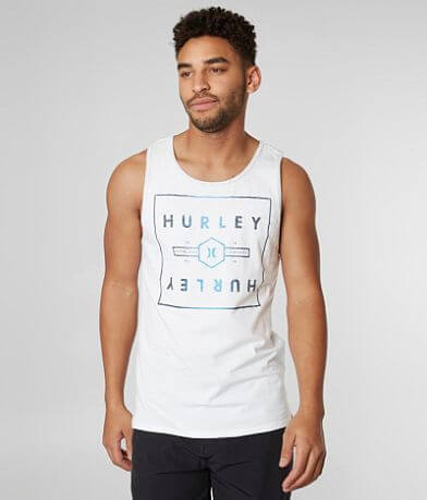 Hurley Wide Open Tank Top