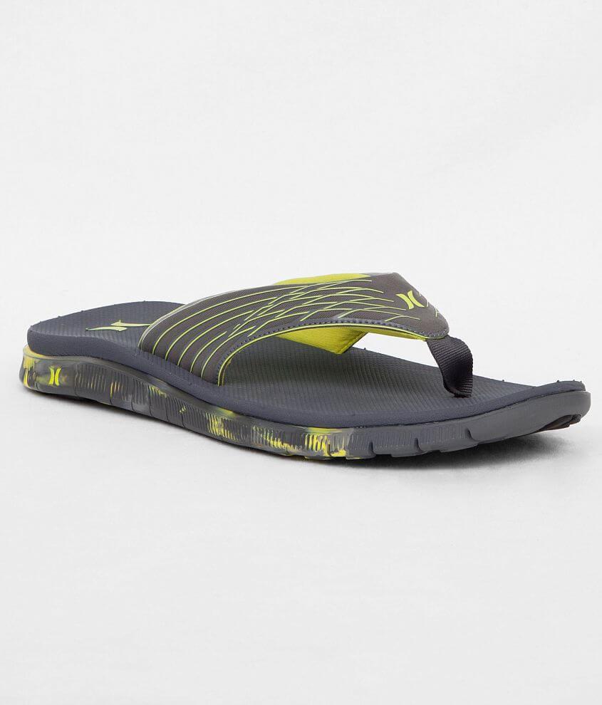 52d1d1aa1bf Hurley Phantom Flip - Men s Shoes in Yellow