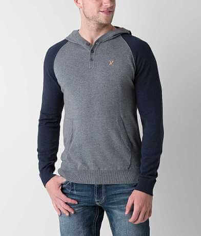 Hurley Return Henley Sweater