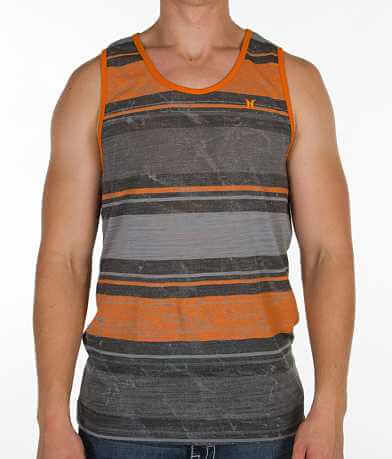Hurley Grey Hawk Down Tank Top