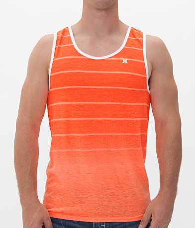 Hurley Textured Fade Tank Top
